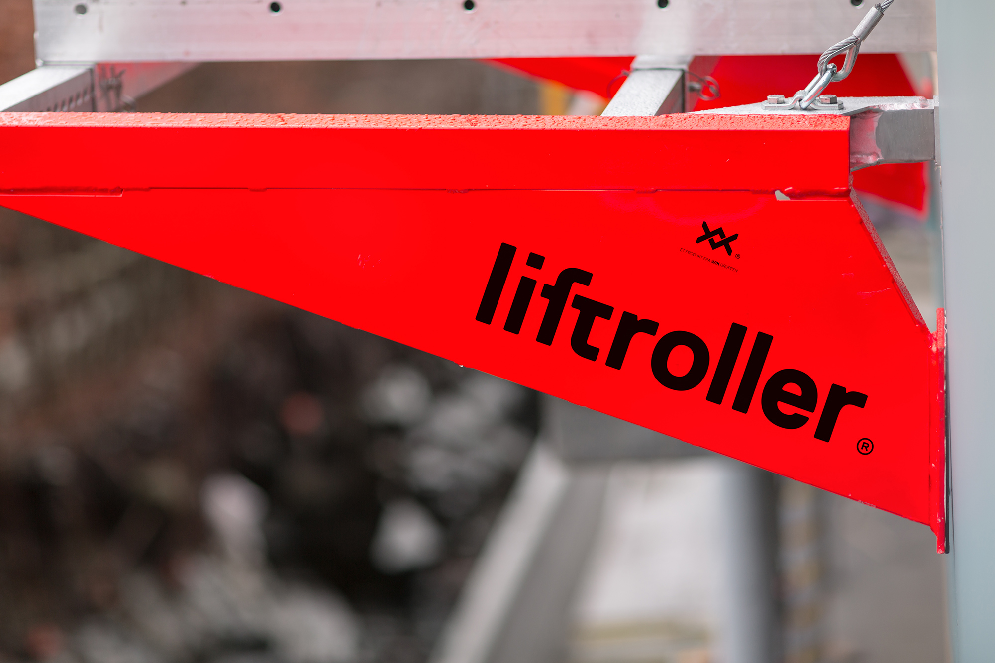 'Liftroller® named invention of the year'